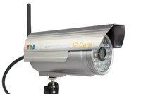 Free shipping WiFi Network CCTV IR Waterproof IP Security wireless wired ip camera