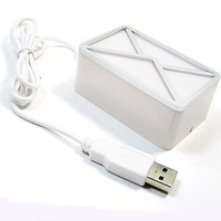 Wholesale MSN Email Notifier USB Receiver Reminder Hotsale 10pcs/lot Fast delivery Free shipping