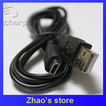 20pcs/ lot New USB Power Charger Cable for game player NDS Lite dsl Hk post Free shipping