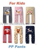 Baby PP pants/Toddler pants/infant pants/sweet kids leggings/new patterns/18pcs a lot