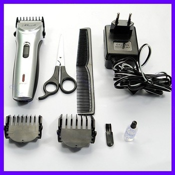Free Shipping Pet Dog Rechargeable Electric Hair Trimmer Clipper