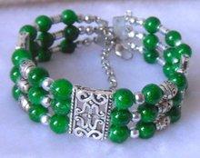 popular silver pearl bracelet