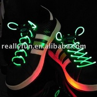 Free shipping,Light Lace,Flash Shoelaces,Luminous Shoelace,LED Shoelace,Wholeasle,40pcs/lot