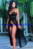 Free shipping! 10pcs/lot,sexy nightgown,clubwear,sleepwear,new style,2011 hot selling!