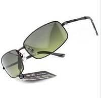 Yalun.New brand.Free shipping.man fashion Sunglasses.polarisers glasses