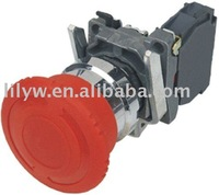 emergency stop pushbutton switch     ZB4-BS542