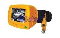 "fishing equipment/ice fishing/winter fishing/fish camera, 20M cable, 6"" Sharp B/W display, waterproof, night vision, battery"