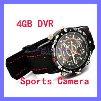 4GB Sports Camera DVR VIDEO Sound Recorder Waterproof DVR