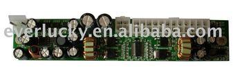 freeshiping ,hot-selling 150W 24 pin Mini PICO POWER SUPPLY