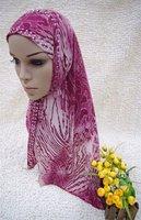 tt366   shawls scarves evening shawls muslim women wear chothing new design hijabs islmic shawls scarf
