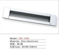 Best selling Aluminium Alloy Kitchen Cabinet Furniture Handle CB1055