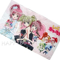 Free Shipping Kids Shugo Chara Girls Cartoon Hand Towel Facecloth Hotsale
