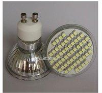 Светодиодная лампа 220/240v GU10 60 SMD