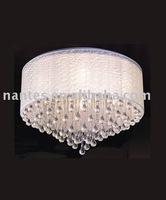 Fashion  modern crystal ceiling lamp