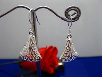 Classic Fashion Jewelry  925 sterling silver Charm jewelry Fashion 925 Earring E02