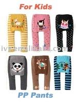 Free shipping wholesale /Baby PP pants/Toddler pants/infant pants/sweet kids leggings/new patterns/360pcs a lot
