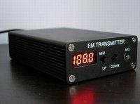 50mW Digital PLL stereo power FM transmitter +ant+power