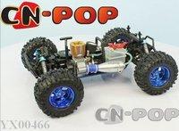 1:10 RC car hummer car 15CC nitro gas truck radio remote control fast speed car toys