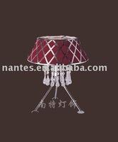 Fashion crystal table lamp