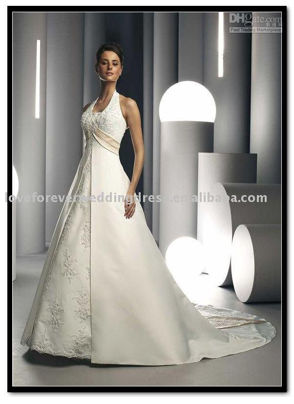 size/color on selling......#@01 New pretty Chinese hand craft fashion style cheap wedding dress all(China (Mainland))