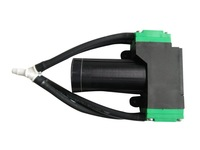 air pump DA60DCB, max pressure 1.0 bar, max vacuum -70kpa, free flow 7.5l/m,brushless lifetime 10000 hrs.