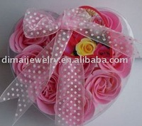 paper soap rose
