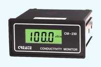 Conductivity Monitor Conductivity meter 0-2000us/cm  Error:2%F.S  ATC Free shipping wholesale and retail