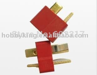1000 pair Connector Golden Dean T plug For ALL RC ESC Battery helicopter Airplane car boat 1000 pairs 2014