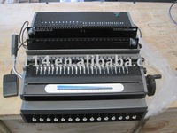 Multifunction binder machine, iron wire/plastic binder machine 100% New hot sale