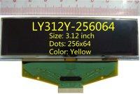 3.12 inch 256x64 oled display oled
