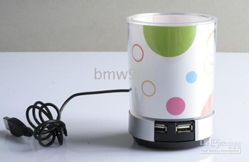USB 2.0 HUB products Pen box + speaker + Night Light + HUB