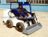 multi fuction mini loader  skid steer loader