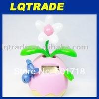 Solar Doll/Solar shake head Lucky flowerCat doll/Solar toy/Good gift for Children/Car decoration