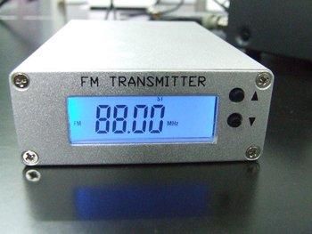 0.5W 500mW Fm Transmitter mini Radio Station PLL LCD
