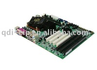 3ISA Industrial Mainboard  with 4 PCI