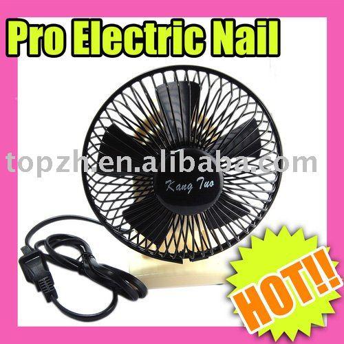 Wholesales Price Fast Shipping Super Nail Art Mini Fan Dryers Machine Fast Dry Tool C140(China (Mainland))