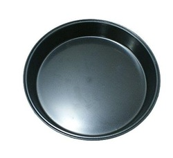 Deep No-stick Aluminum Pizza/Pie Pan 8&quot;(China (Mainland))