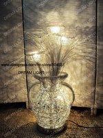 Floor lamp/ aluminum art floor lamp/ D400*H900mm/ decorative light+free shipping