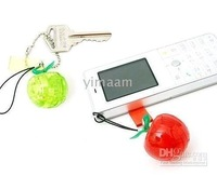 pendant/phone pendant chain 3D Mini Crystal Puzzle Pendant apple/mobile