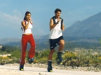 free shipping new fitness shoes ,jumping shoes,spring shoes ,space shoes and sky runner
