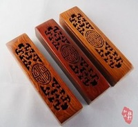 Chinese Double Lucky Wooden Chopsticks Box / Jewelry Box,  Ideal Marriage Gifts  Best Selling  021