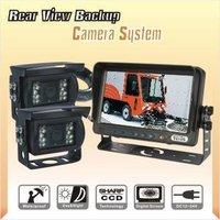 "7"" Mobile Vision System for Heavy Equipmeny Trucks Fork-lifts"