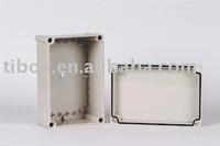 W280XH190XD130MM/SOLID COVER/IP66/WATERPROOF ENCLOSURE/PLASTIC BOX/DISTRIBUTION BOX/TIBOX/FIBOX/HIBOX/WATERPROOF BOX