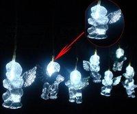 Led lights/counter lamp/bookshelf hangers chandeliers / (20 bulb white angel energy-saving light)