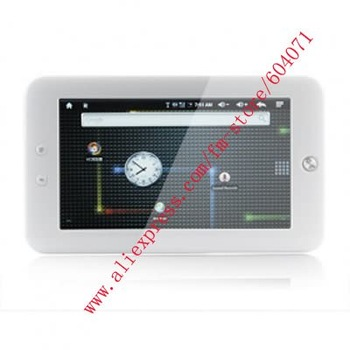 Free Shipping 4GB WiFi 7 Inch TFT LCD Touchscreen Android OS 2.1 Tablet MID Notebook,good Tablet PC