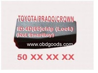 Toyota ID4D 60 Chip ( LOCK)  Free Shipping