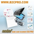 Professional portable name card scanner+Free Shipping