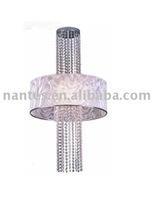unique crystal chandelier light