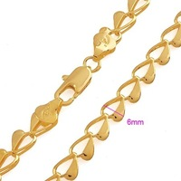 wholesale cheap gold jewelry 18K gold jewelry