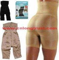 200pcs/lot DHL Free Shipping 1PC/box Beige or black Slim n lift/Slim Pants Body Shaper (S M L XL XXL)